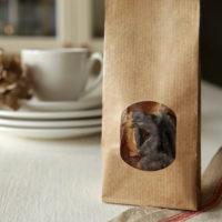 Verpackte Minischweineohren